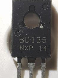 Транзисторы BD135