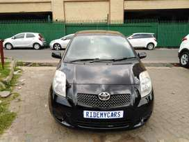 Toyota Yaris T1 For R52,000 Year Model: 2008