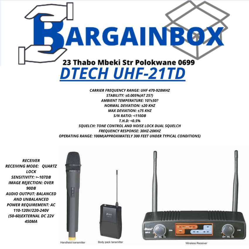 Dual Channel Wireless System