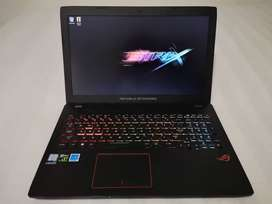 *Reduced* Asus ROG GL553VE Gaming Laptop + included Accessories