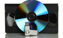 Оцифровка видеокассет формата VHS в любой цифровой формат!