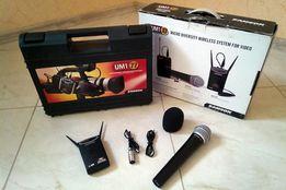 Беспроводная радиосистема (микрофон + приемник) Samson UM1/77 HandHeld