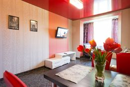 Аренда квартира-студия посуточно Харьков.