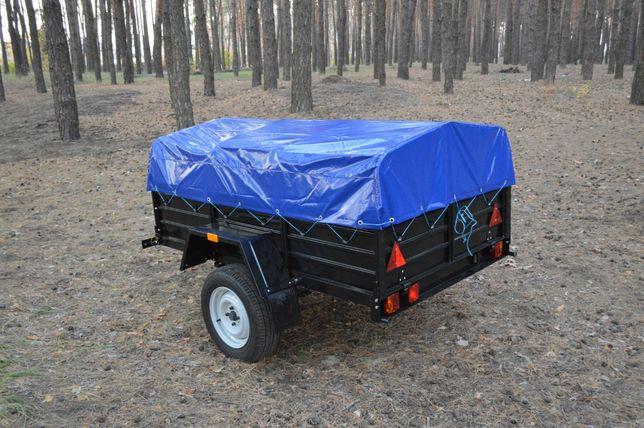 Прицеп для Легкового Авто размер 2 м (Усиленный)От Завода Корида-Тех! Краматорск - изображение 3