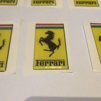 emblemat logo Ferrari