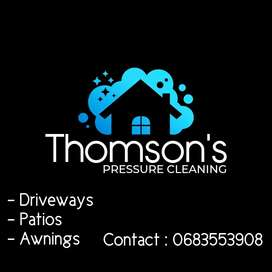Thomson's Pressure Cleaning