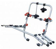 Uchwyt Rowerowy Bagażnik na klapę na 3 rowery Alu Opel ASTRA, VECTRA
