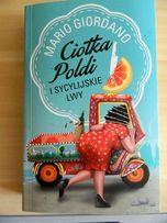 """""""Ciotka Poldi i sycylijskie lwy"""" M. Giordano"""