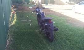 Zontes 125cc road bike for sale used...
