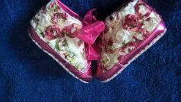Туфельки, мокасины для принцессы