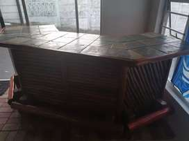 Bar Table with chairs
