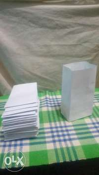 Eco-Friendly 500 gm & 250 gm Packaging Bags 0