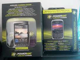 BlackBerry PowerMat + Receiver_R350.