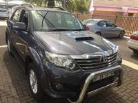 Image of Toyota FortunerR 2.5d-4d