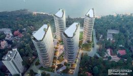Элитный жилой комплекс Кандинский 2 х ком квартира в Одессе недорого