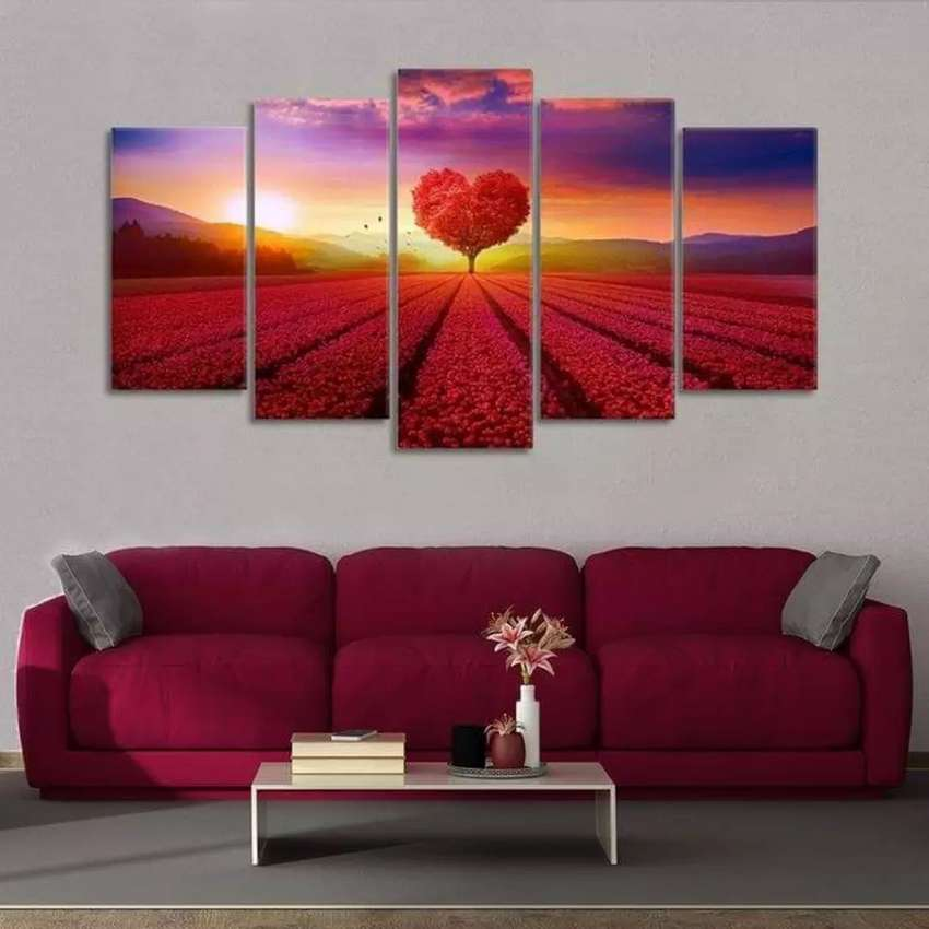 Wall canvas hangings 0
