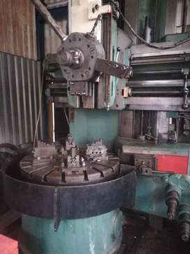 Vertical Boring Mill with extra axis for sale
