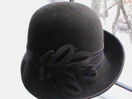 Шляпа, фетр.