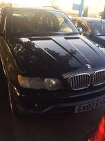 Разборка BMW БМВ X5 E53 запчасти шрот редуктор мост двигатель коробка