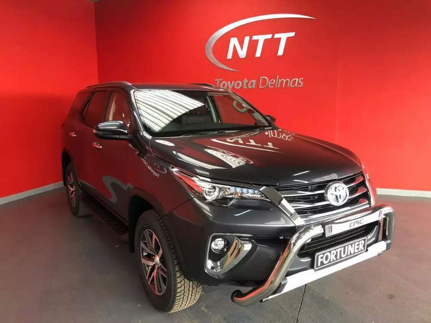 Toyota Fortuner Epic 0