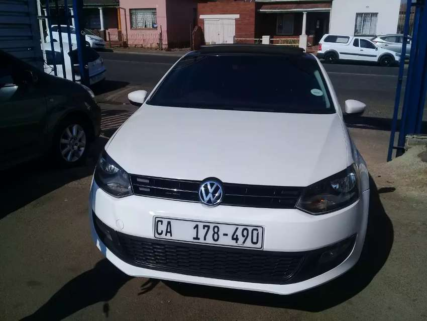 2013 Volkswagen Polo 6 1.4 with Sunroof 0