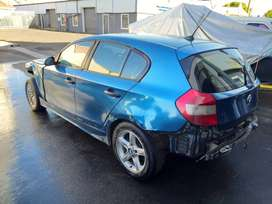 2006 BMW E87 118i BREAKING UP FOR SPARES