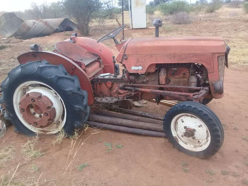bmc tractor for sale 0