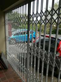 Image of 4 METRE SECURITY GATE