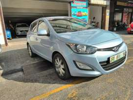 Hyundai i20 1.2 R 105 000 Negotiable