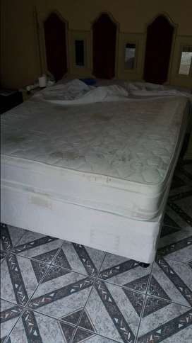 Double bed for sale at bargain price