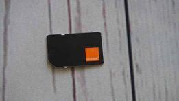 ORANGE KARTA SIM karta kolekcjonerska