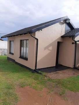 2bedroom house at allendale