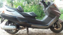 Продам или обменяю Ямаху Маджести 250 на мотоцикл.