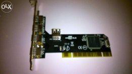 kontoler USB 2.0 na PCI