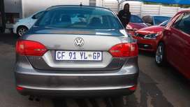 VW Jetta 6 TSi 1.4 Manual