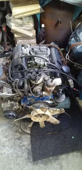 Ford v6 blue block essex motor