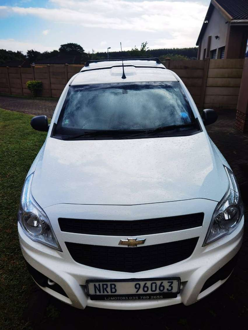 2016 chev utility 1.6 with canopy