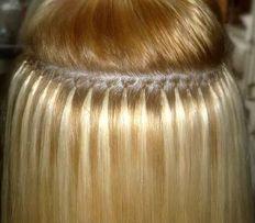 Нарощування волося, нарощування вій. Кератинове випрямлення волосся.