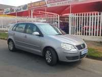 Image of Silver 2009 Volkswagen Polo 1.6 Comfortline Automatic For Sale
