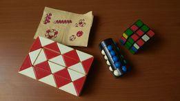 Змейка, Кубик-рубик