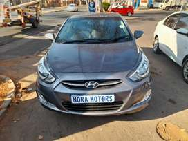 2016 Hyundai Accent, Manual, 1.6,  for sale.