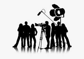 Video | Film & Tv Production Crew Available