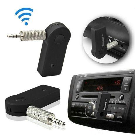 Bluetooth AUX приемник адаптер блютуз гарнитура беспроводые наушники Кривой Рог - изображение 1