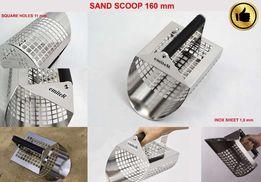 Sand scoop sitko plażowe Emiter S160 mm!!