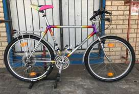 MAGNANI  EXAGE  Mountain Bike in good condition88