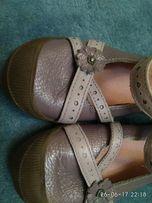 Туфли для девочки