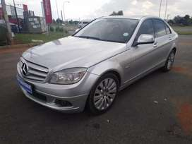 Mercedes Benz  C180 kompressor 2008