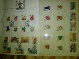 Stamps for sale. South Africa