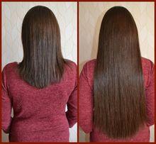 Наращивание волос.Микрокапсулы.Выезд на дом