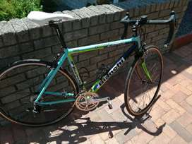 Bianchi Small Frame